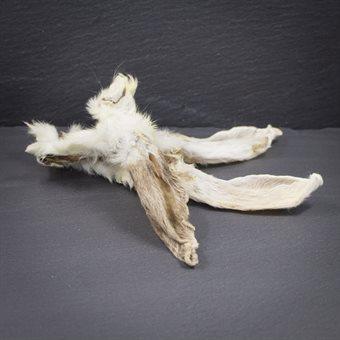 Kaninchenohren mit Fell 250g